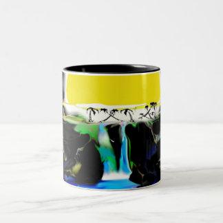 Sun Rise Two-Tone Coffee Mug