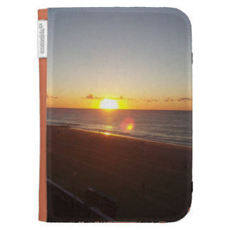 Sun Rising on Ocean Case For The Kindle