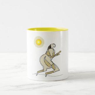 Sun Runner Coffee Mug