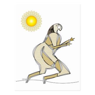 Sun Runner Postcard