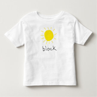 Sun Safety T-shirt
