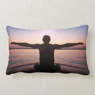 Sun Salutation Yoga Pillow