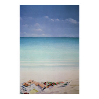Sun Sand and Money I Poster
