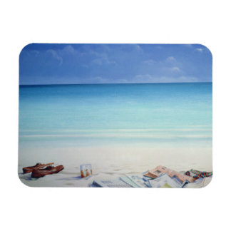 Sun Sand and Money II Magnet