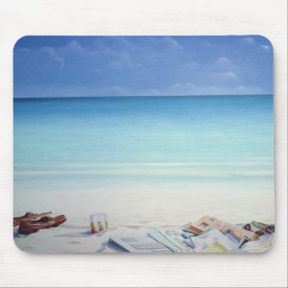Sun Sand and Money II Mouse Pad