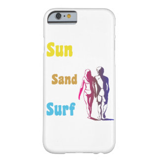 Sun Sand Surf Barely There iPhone 6 Case
