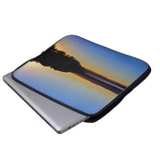 Sun Says Goodbye Laptop Sleeve
