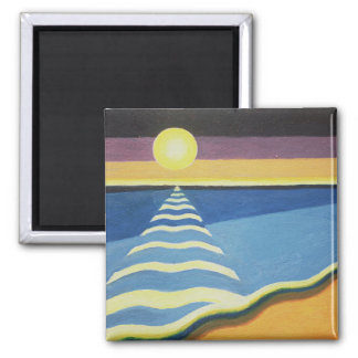 Sun Sea and Sand 2003 Magnet