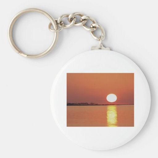 Sun Set Key Chains