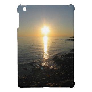 Sun Set Lake Case For The iPad Mini