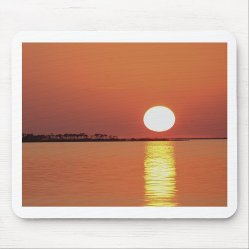 Sun Set Mouse Pad