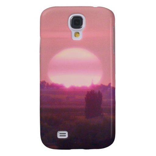 Sun Set! Samsung Galaxy S4 Cover