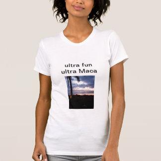 sun set, ultra fun ultra Maca T-Shirt