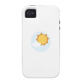 Sun Shine Vibe iPhone 4 Covers