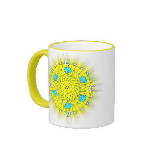 Sun Shining Coffee Mug