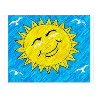 Sun Shiny Day Postcards