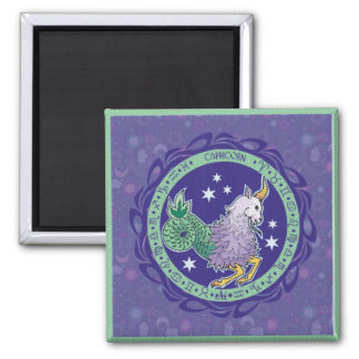 Sun Sign Capricorn Magnet