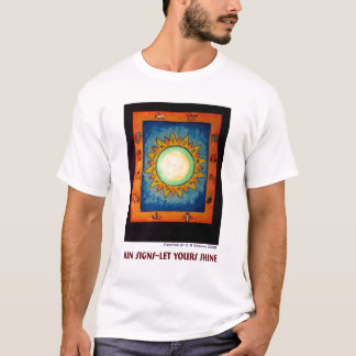 Sun Signs--Let Yours Shine T-Shirt