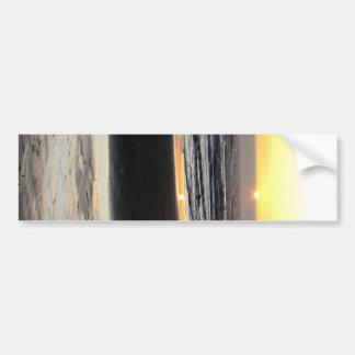 Sun Sink Bumper Sticker