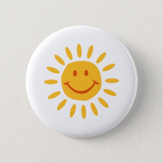 Sun - smile button