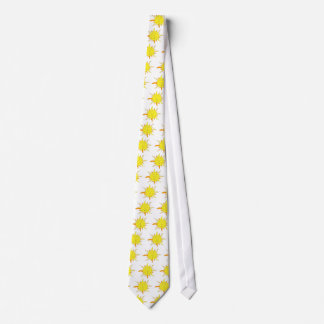 Sun Smile Neck Tie
