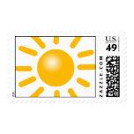 Sun - sol sellos