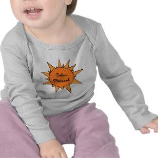 Sun Solar Powered Tee Shirt