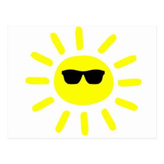 Sun sombrea Sun Postal