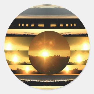 SUN - Source of Vital Energy Sticker