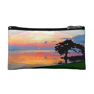 Sun Spill Bagettes Cosmetic Bags