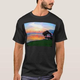 Sun Spill Basic Dark T-Shirt