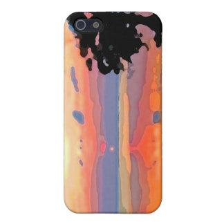 Sun Spill iPhone 4/4S Case