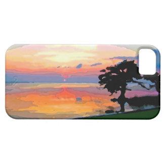 Sun Spill iPhone 5 Case