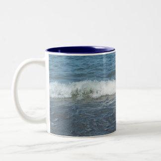 Sun Splash Two-Tone Coffee Mug