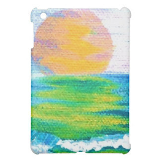 Sun Stance CricketDiane Ocean Art Design Products Case For The iPad Mini