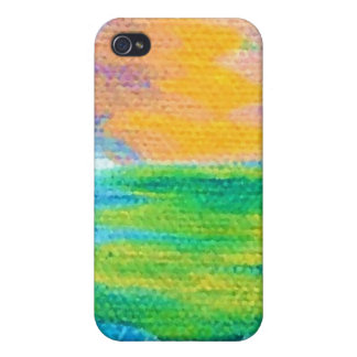 Sun Stance CricketDiane Ocean Art Design Products Case For iPhone 4