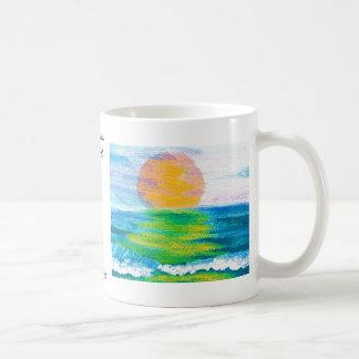 Sun Stance CricketDiane Ocean Art Design Products Coffee Mugs