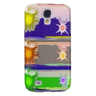 SUN Star Magic Graphics Galaxy S4 Covers