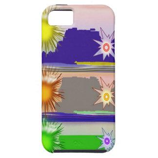 SUN Star Magic Graphics iPhone 5 Cover