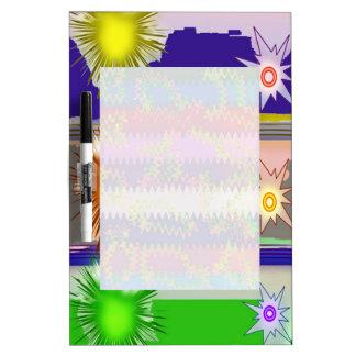 SUN Star Magic Graphics Dry Erase Board