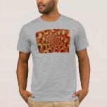 Sun Stone Well - Fractal T-Shirt