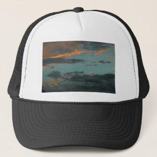 Sun Storm clouds. Trucker Hat