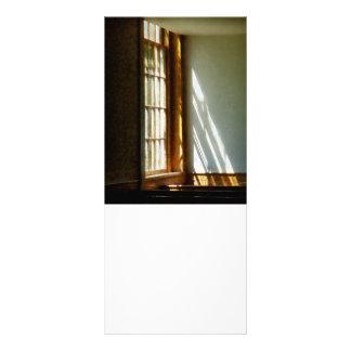 Sun Streaming Through Window Custom Rack Cards