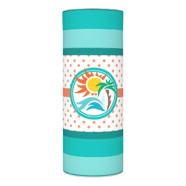 Beach Themed Sun & Surf Flameless Candle