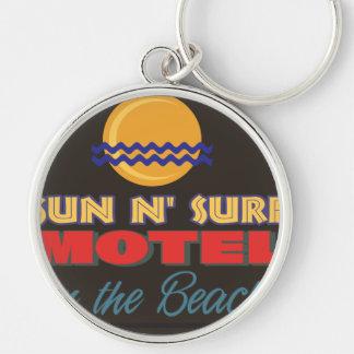 Sun&Surf Motel Keychain