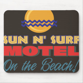 Sun&Surf Motel Mouse Pad
