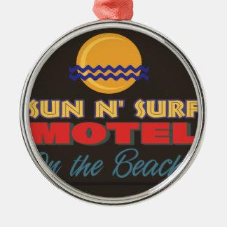 Sun&Surf Motel Christmas Ornaments