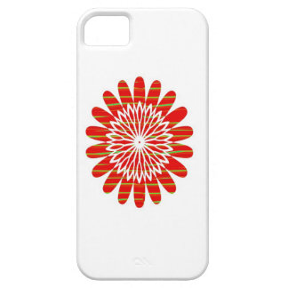 SUN SUTRA : Reiki Master created RED SHADE energy iPhone SE/5/5s Case