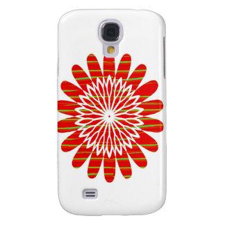 SUN SUTRA : Reiki Master created RED SHADE energy Samsung S4 Case