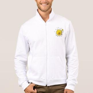 Sun Sweating Printed Jacket